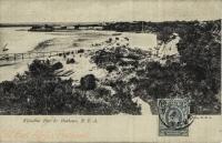 Kilindini pier and Harbour, B.E.A.