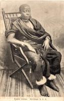 Swahili Woman. Mombasa B.E.A.