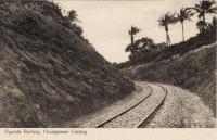 Uganda Railway, Changamwe Cutting.