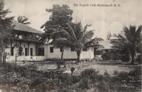 The English Club, Mombasa - B.E.A.