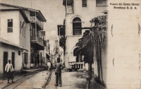 Vosco do Gama Street, Mombasa B.E.A.