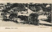 Mombasa, public garden