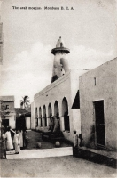 The arab mosque, Mombasa B.E.A.