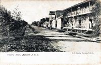 Victoria Street, Nairobe B.E.A.