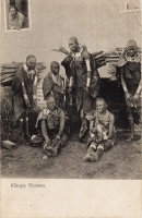 Kikuyu Women