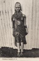 Wakikuya woman B.E.A.