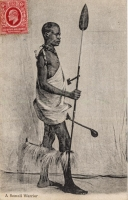 A Somali Warrior
