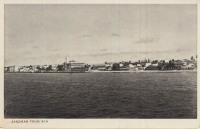 Zanzibar from Sea