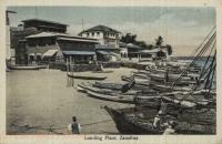 Landing Place, Zanzibar