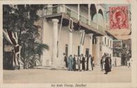 An Arab Group, Zanzibar
