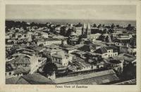 Town View of Zanzibar