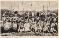 The Kavicando Warriors and Chief