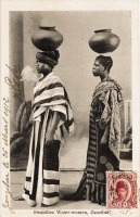 Swahilies Water women