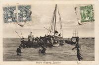 Native shipping, Zanzibar