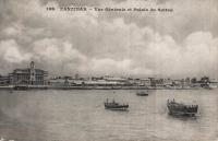 Zanzibar - Vue générale et Palais du Sultan