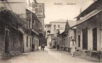 Zanzibar. Court Street