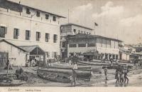 Zanzibar - Landing Palace