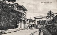 Zanzibar - Mnazi Moja (Main) Road