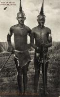 Men in Shuli costume (Nile)