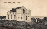Entebbe Church C.M.S. Uganda