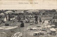 Entebbe, Uganda - Native market