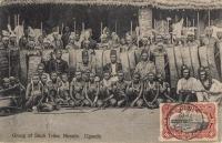 Group of Shuli Tribe. Uganda