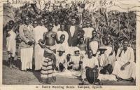 Native Wedding Dance. Kampala, Uganda