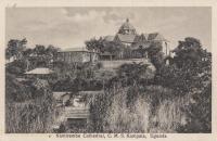 Namirembe Cathedral. C.M.S. Kampala. Uganda