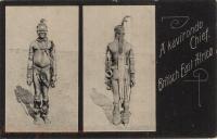 A Kavirondo Chief - Britisch East Africa