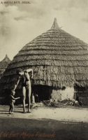 A Shuli Hut, (Nile)