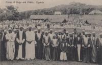 Group of Kings and Chiefs. Uganda