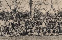 Native Band. Uganda