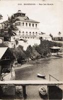 MOMBASA - Sur les quais