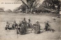 Environs de Mombasa