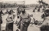 Femmes Massaï (Afrique Orientale)