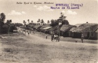 Salim Road to Kisauni, Mombasa
