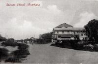 Manor Hotel, Mombasa