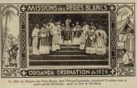 Ouganda - Ordination de 1926