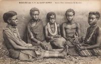 Jeunes filles chrétiennes de Mandera