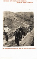 The Expedition to Kenya July 1908