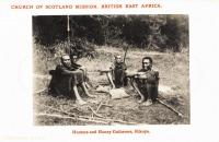 Hunters and Honey gatherers, Kikuyu