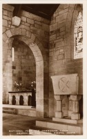 Baptismal font and communion table, The Church of the torch, Exterior, Kikuyu Kenya