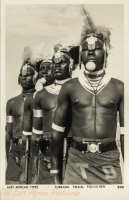 Turkana Tribal Policemen