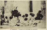 La Sœur et le Cathéchisme des tout-petits
