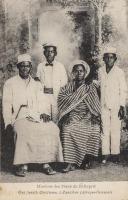 Une famille chrétienne à Zanzibar
