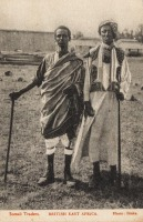 Somali Traders - BRITISH EAST AFRICA