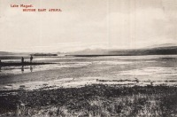 Lake Magadi BRITISH EAST AFRICA