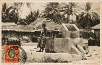 A well at the Coast (British East Africa)
