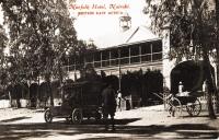 Norfolk Hotel, Nairobi - B.E.A.