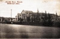Assembly Room, Nairobi - B.E.A.